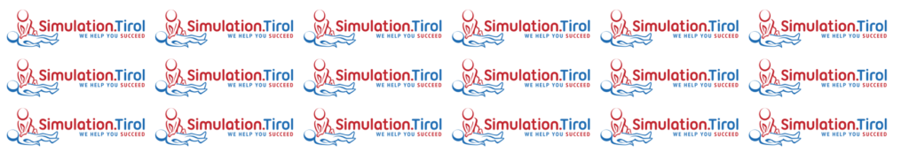 Logokette Simulation.Tirol