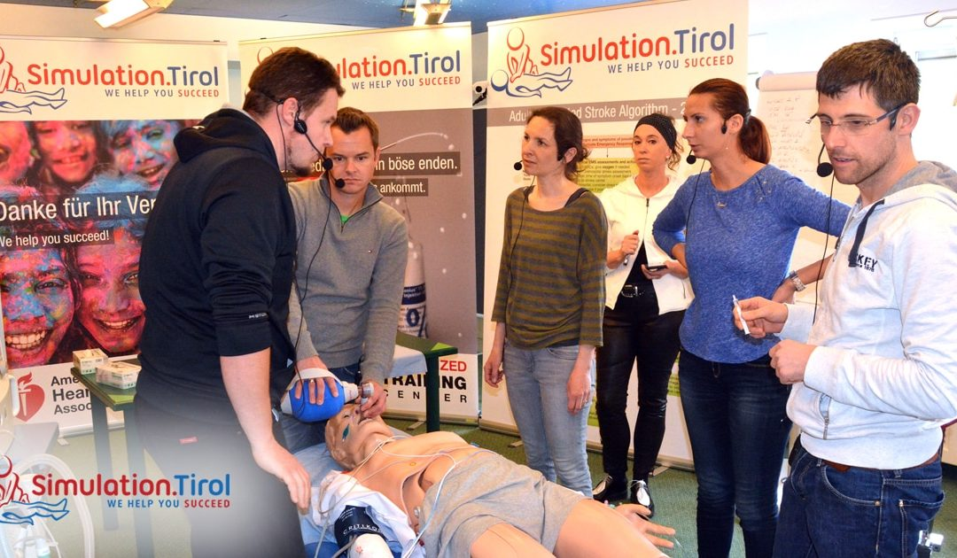 ACLS Kursbericht – AHA Training Center aus Tirol