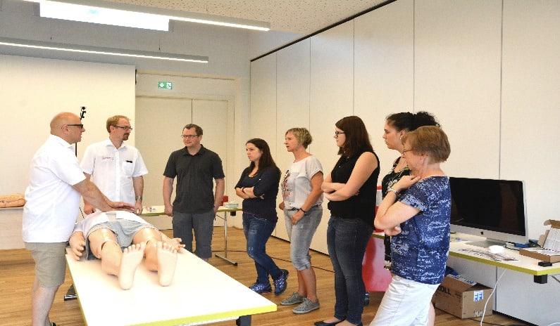 Ordinationstraining Zahnarzt Dr. Weissbacher