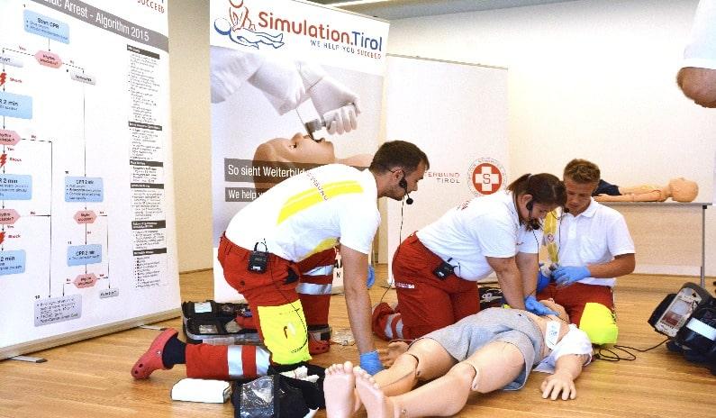 Training Notfallsanitäter