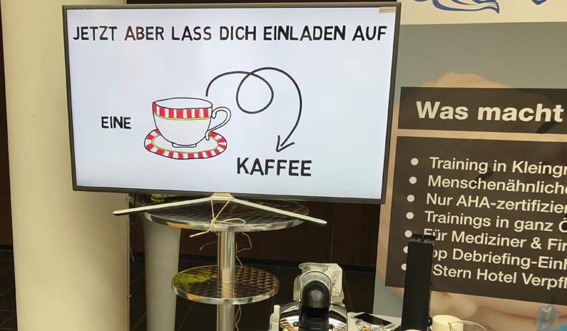 Kaffee Tiroler Ärztetage