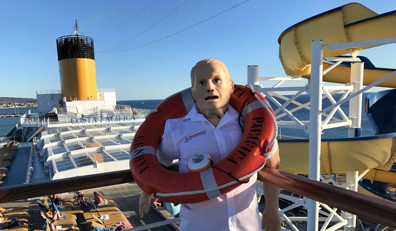 Kursbericht zur Mittelmeer Kreuzfahrt – Fotogalerie & Evaluierungen
