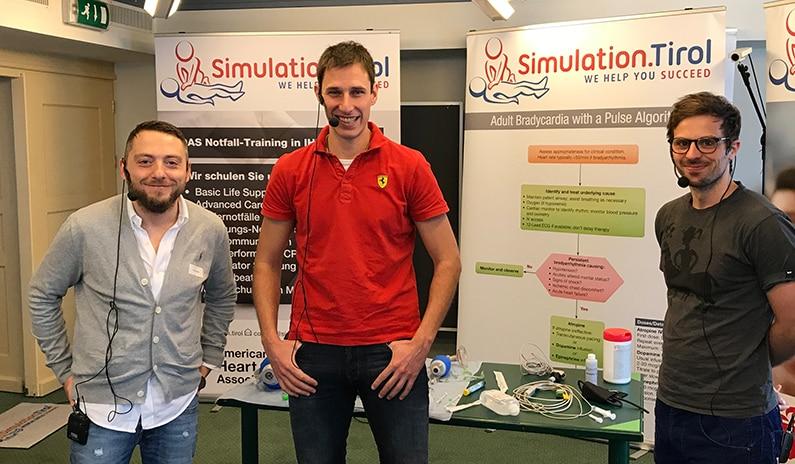 PALS Kurs Simulation Tirol