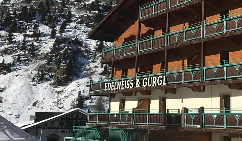 Edelweiss Gurgl