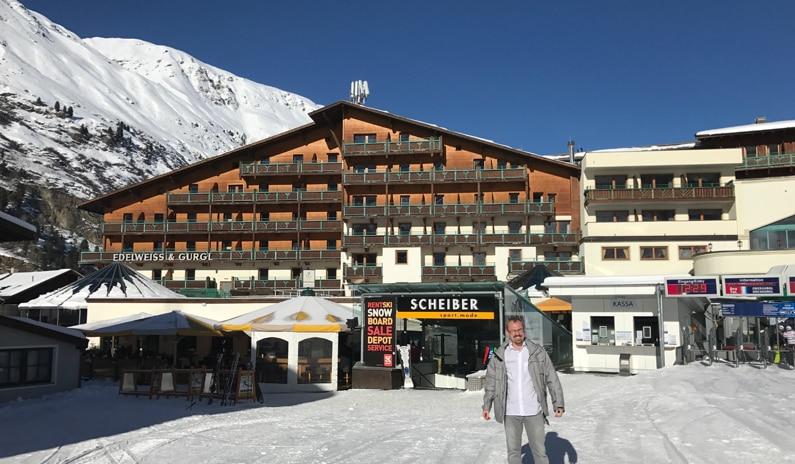 Hotel Edelweiss Gurgl
