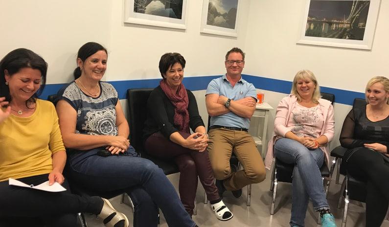 Bericht zum Ordi-Training Dr. Pedri & Dr. Mayerhofer – Fotos und Evaluierungen