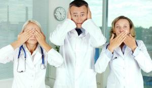 Ärzte kennen Guidelines nicht