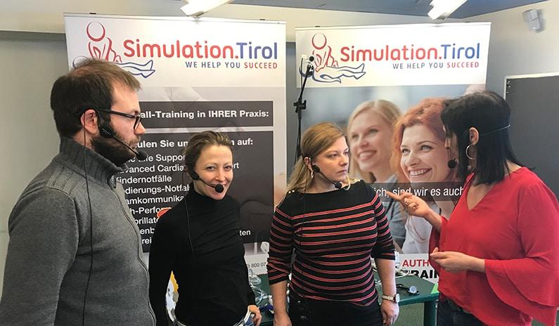 simulation tirol