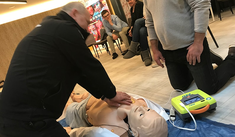 reanimation cpr