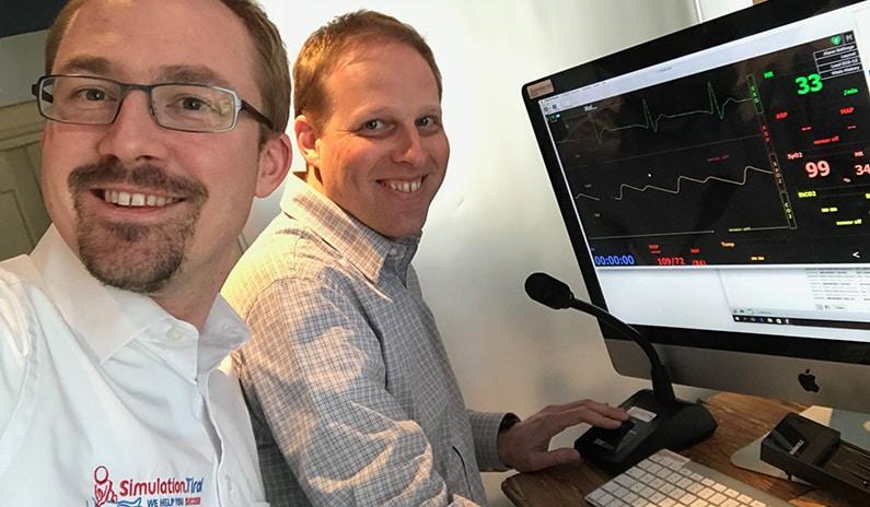 Die besten Fotos vom EKG Kurs am Simulator – und Evaluierungen ansehen