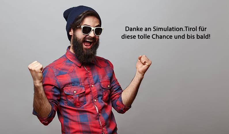 danke an simulation tirol