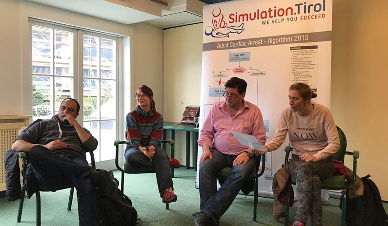 simulation tirol kurs