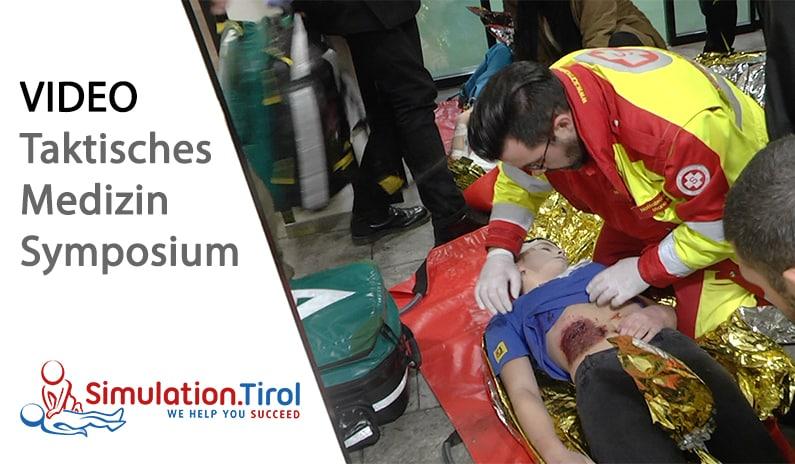 Video zum 1. Taktischen Medizin Symposium – ein Rückblick