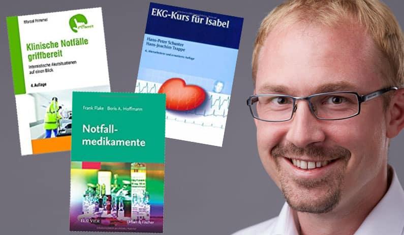 Medizinpublikationen: Meine 3 notfallmedizinischen Empfehlungen für Ärzte