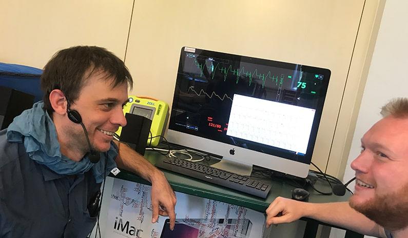 EKG und Schrittmacher Notfälle am Simulator üben – das hast du versäumt!