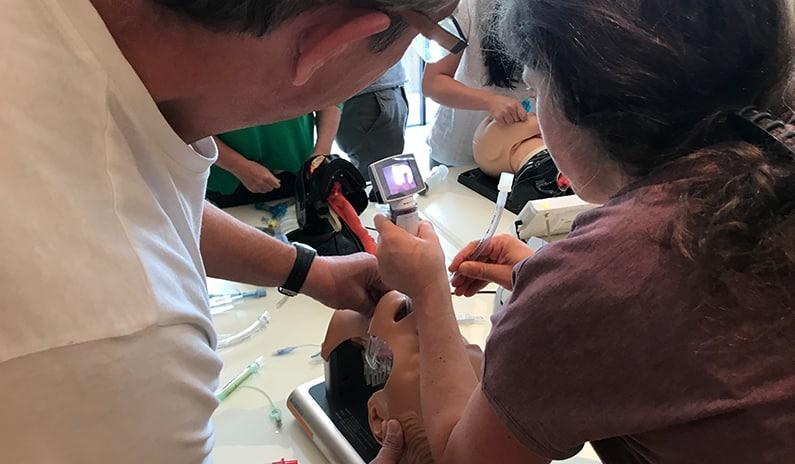 intubation videolaryngoskop