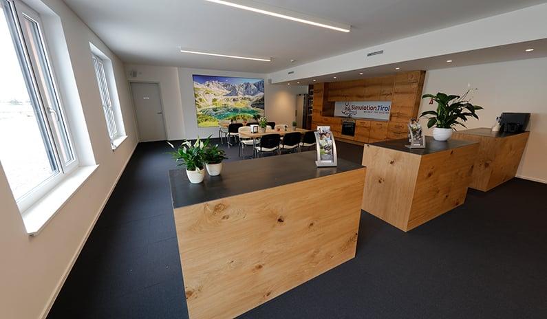Unsere neuen Räumlichkeiten sind eröffnet – mit Fotogalerie