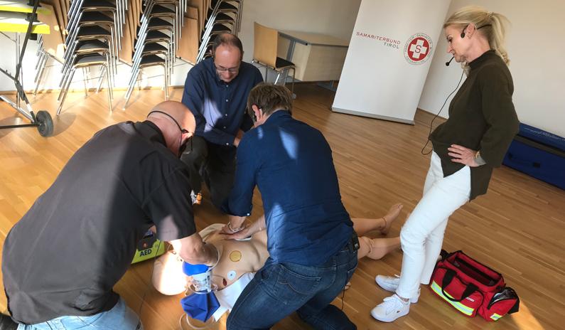 erste Hilfe Samariter Bund