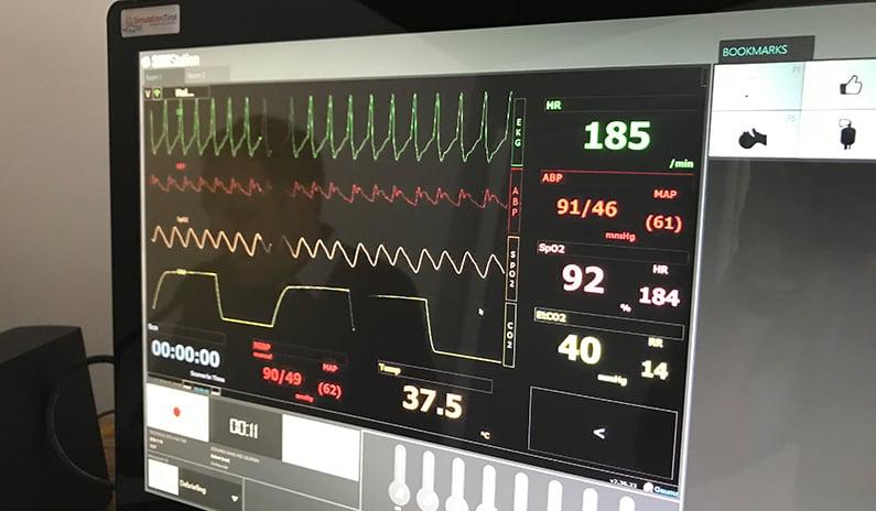 Interaktiver EKG-Kurs mit Dr. Alois Süssenbacher – Fotos und Evaluierungen
