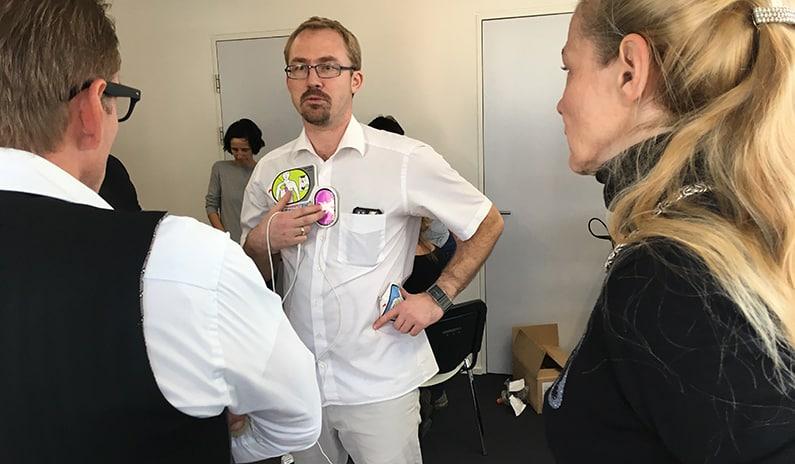defibrillator schulung