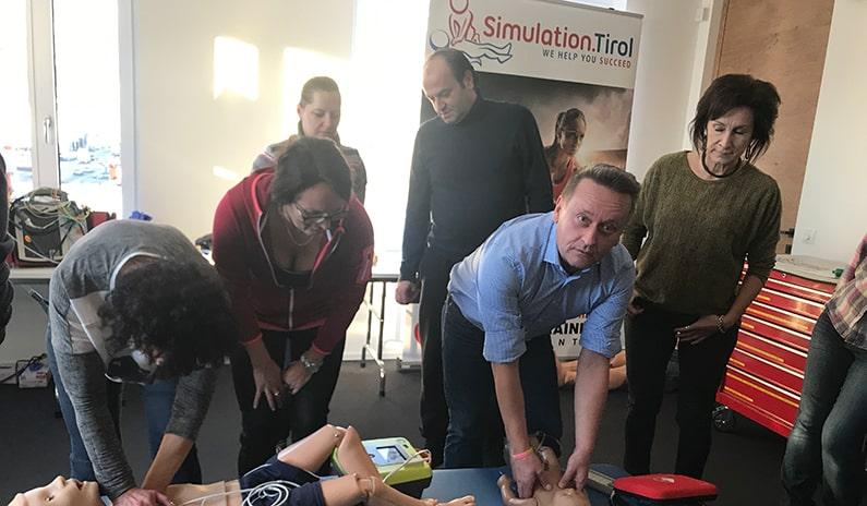 Defibrillator aed 3 nutzen