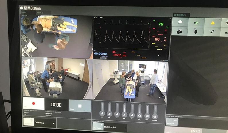 Echtzeit Videoanalyse