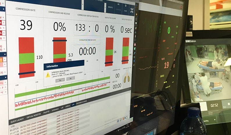 high tech simulator
