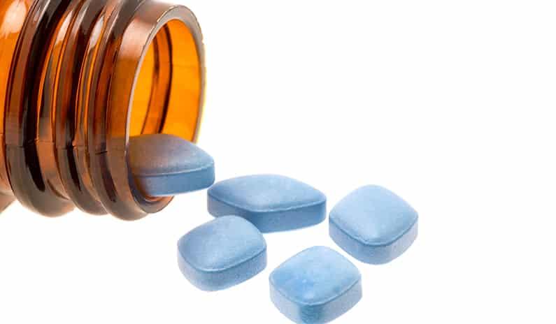 Phosphodiesterase-5-Inhibitoren