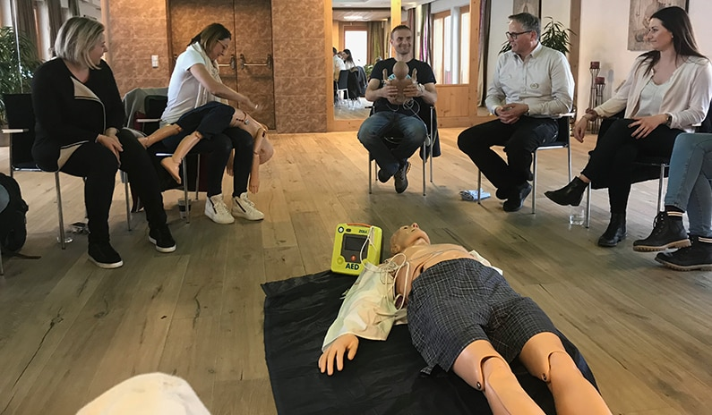 basic life support mit zoll aed 3