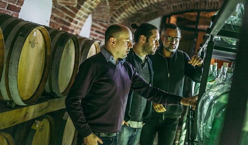 Wein & Gin Verkostung in unseren neuen Schulungsräumen – Come Together