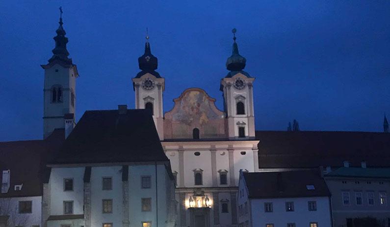 Altstadt Steyr nacht