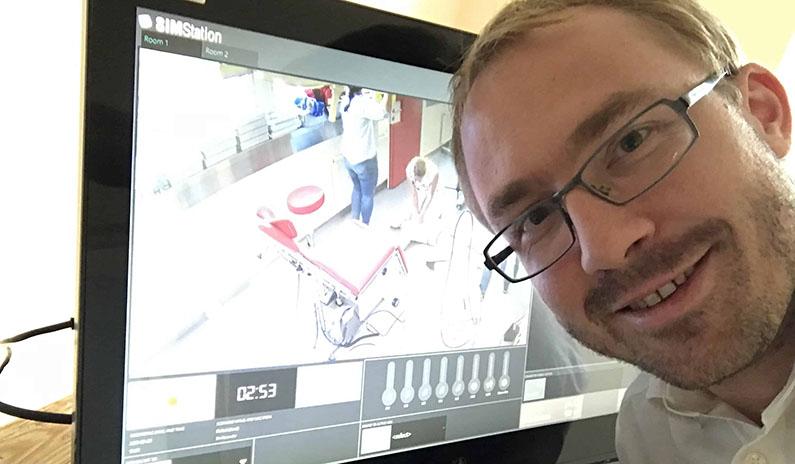 Dr Daniel Pehboeck Simulation Tirol