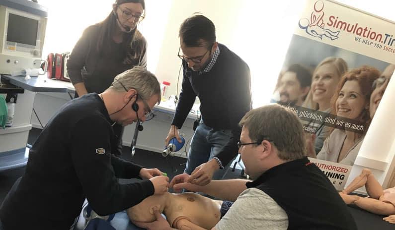 Das Beste vom Notarzt-Refresher Kurs in Hall in Tirol