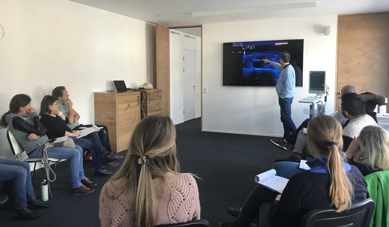 Kurs Regionalanaesthesie Simulation Tirol