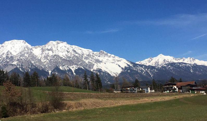 Panorama Hall in Tirol