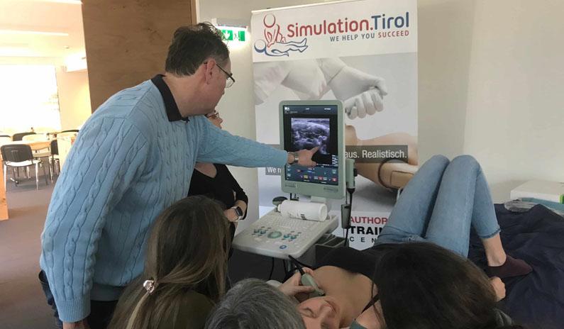 Plexus Ultraschall