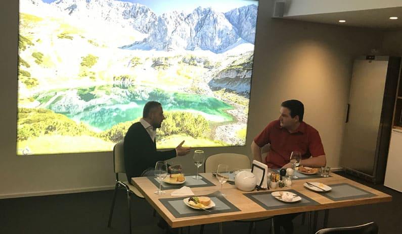 Simulation Tirol Verkoestigung