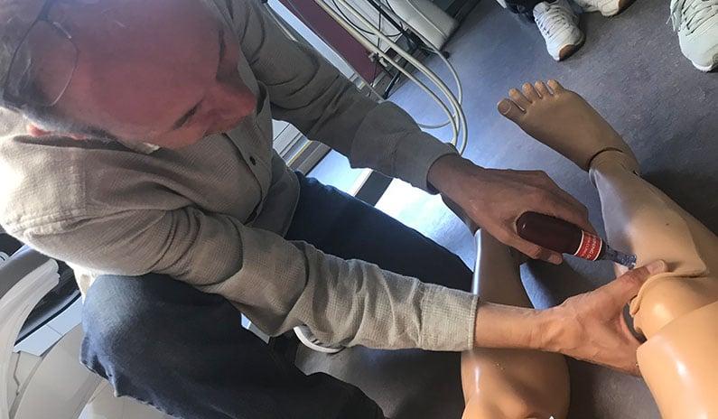 knochenbohrer punktion dr michael knoll
