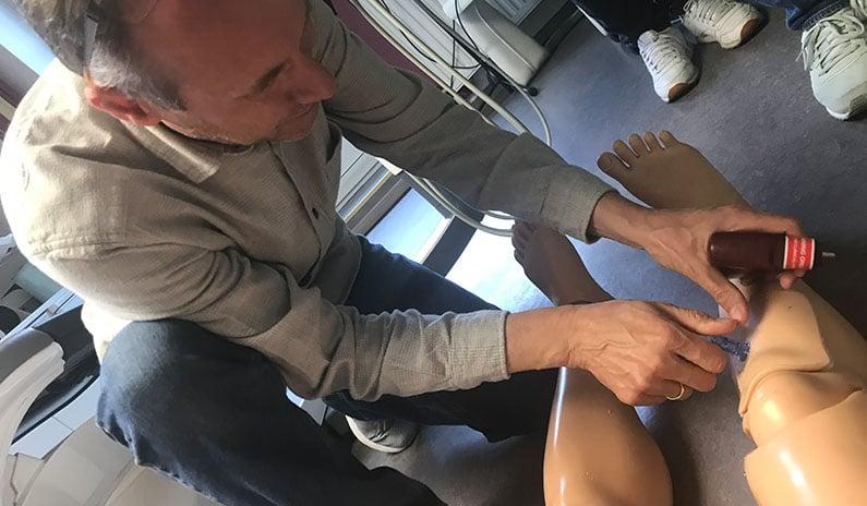 knochenpunktion medizinischer notfall