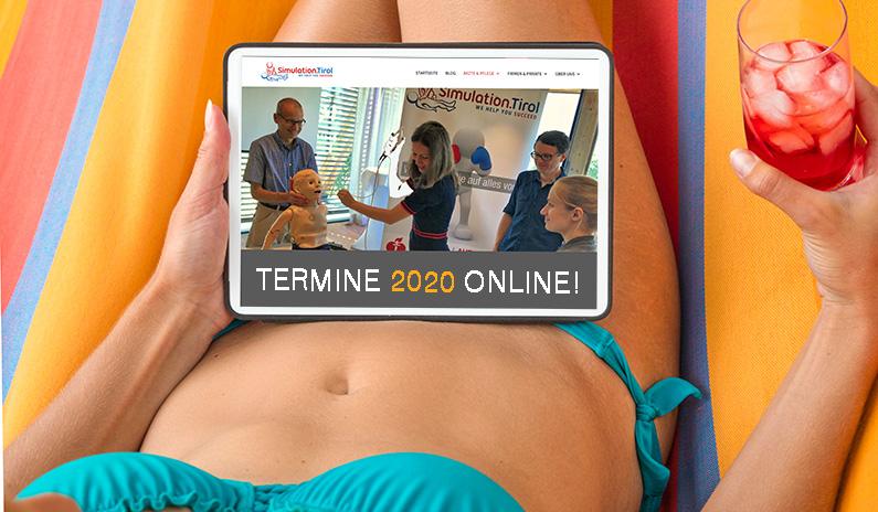 Gewinne 500 Euro Urlaubsgeld! Kurs für 2020 buchen und gewinnen!