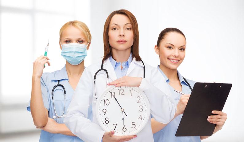 So oft solltest du als Arzt dein Personal für Notfälle schulen